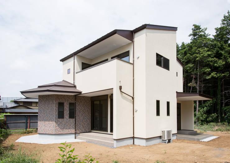 お茶屋さんの家: 池野健建築設計室が手掛けた家です。,