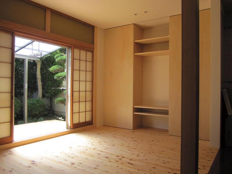 リビング: カナタニ建築設計工房が手掛けたです。