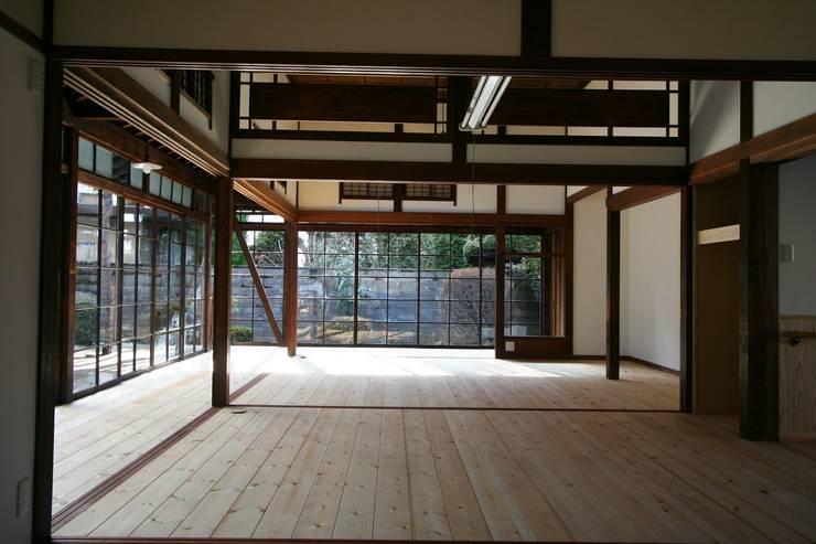 古い建物ギャラリー: 遠藤知世吉・建築設計工房が手掛けた和室です。,