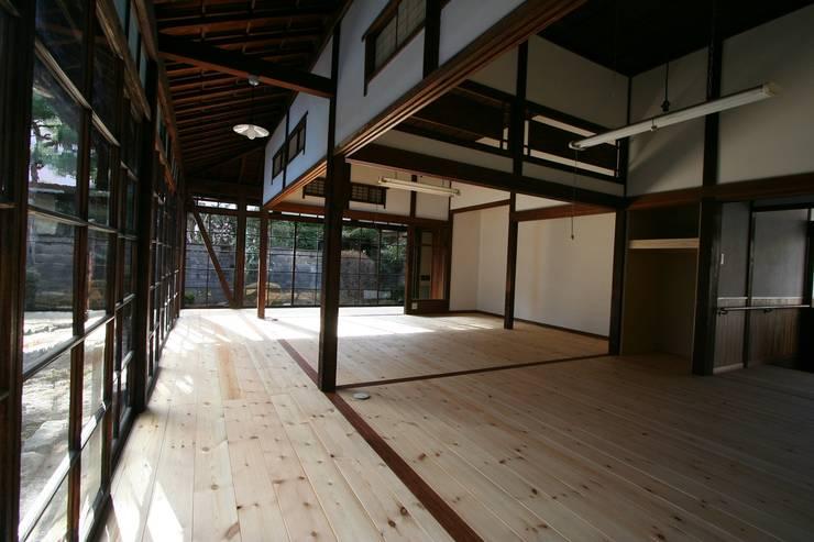 古い建物ギャラリー2: 遠藤知世吉・建築設計工房が手掛けた和室です。