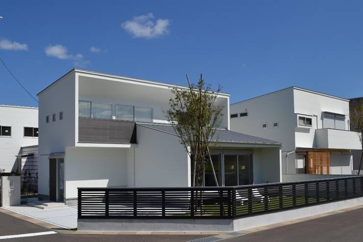 大人が遊べる家 外観: フォーレストデザイン一級建築士事務所が手掛けたです。