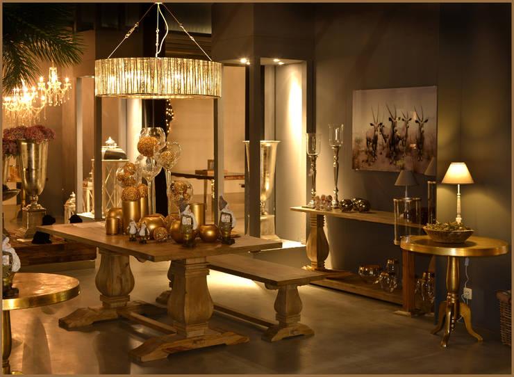 Dining room by Groothandel in decoratie en lifestyle artikelen