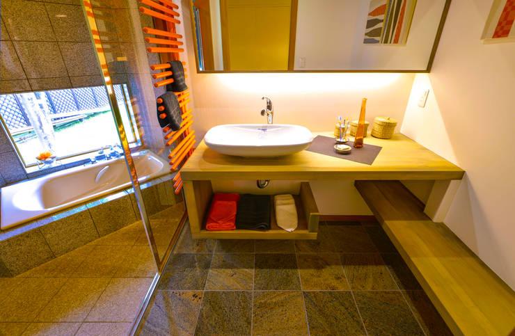 作品: onoが手掛けた浴室です。,