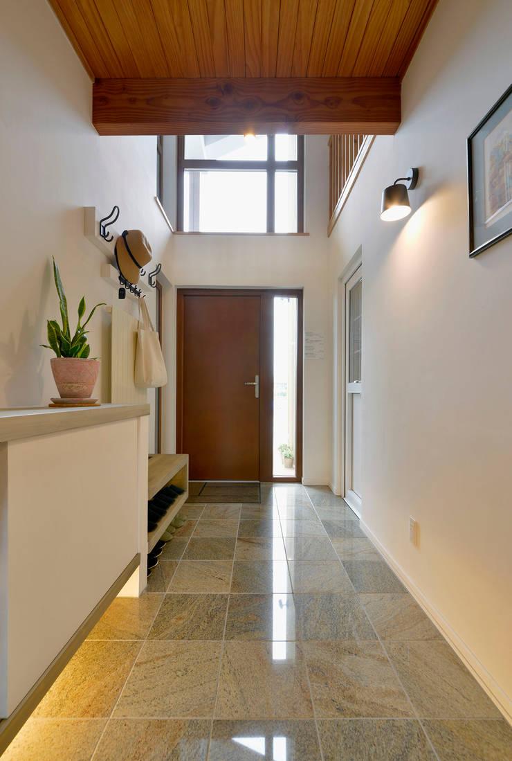 作品: onoが手掛けた廊下 & 玄関です。,