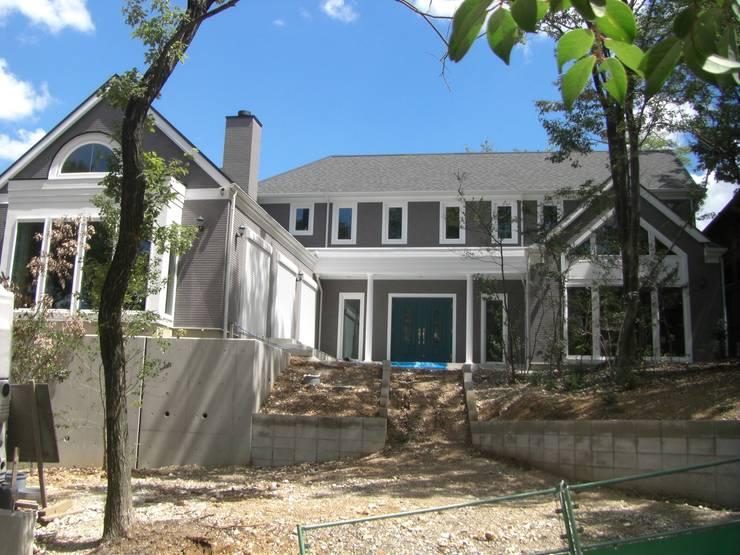 施行事例3: ㈱K2一級建築士事務所が手掛けた家です。