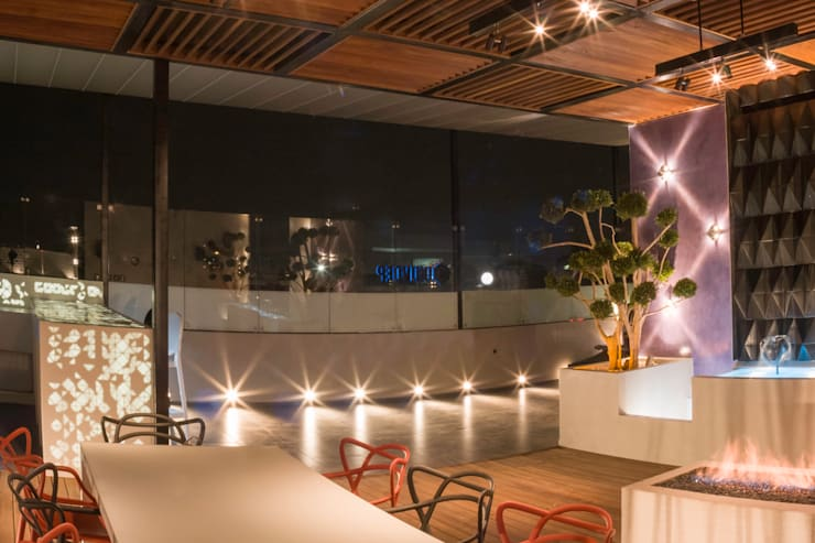 Terrace by STUDIO COCOONS
