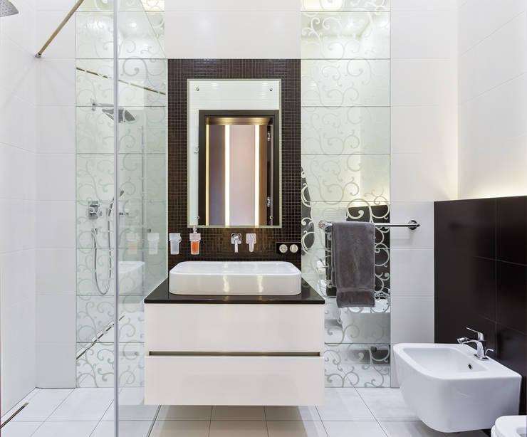 Ванные комнаты в . Автор – U-Style design studio