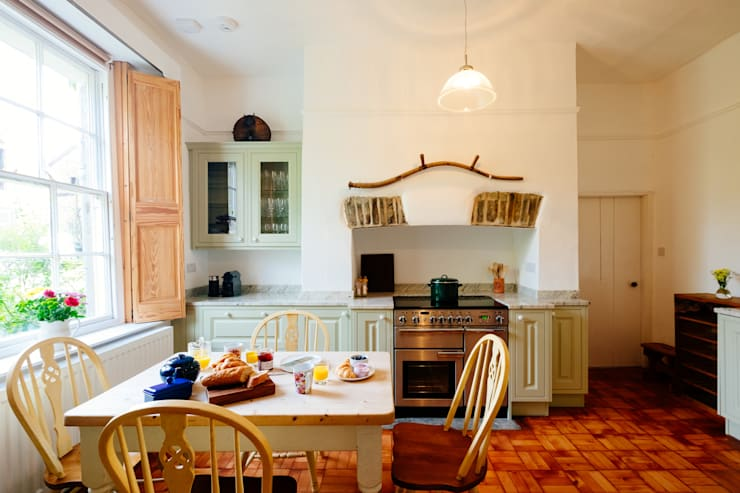 Kitchen by Perfect Stays
