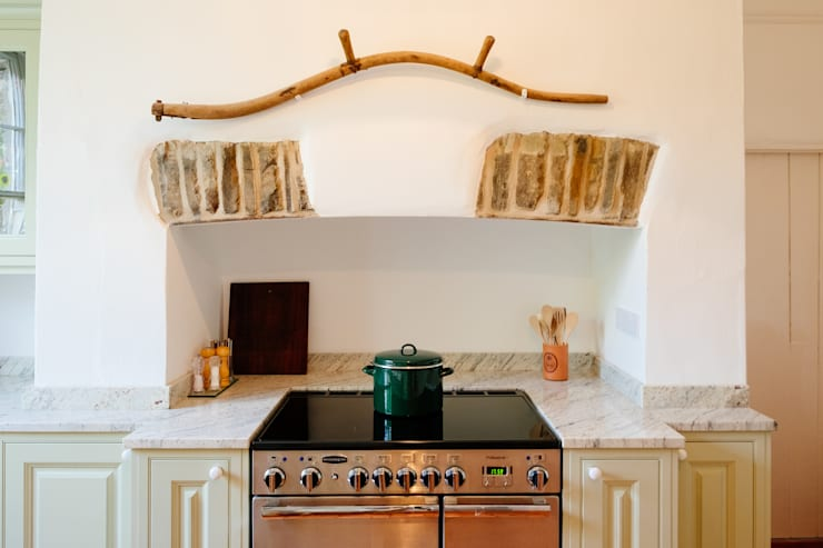 Dapur oleh Perfect Stays, Country