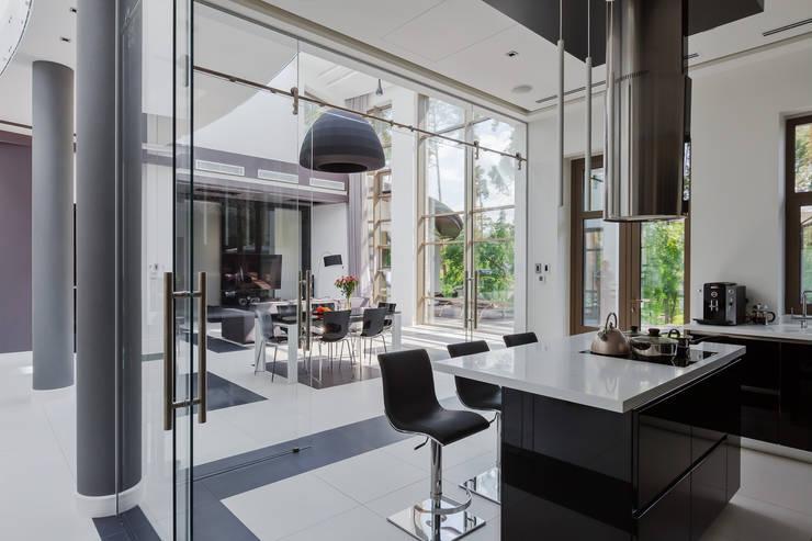 Плюты: Кухни в . Автор – U-Style design studio
