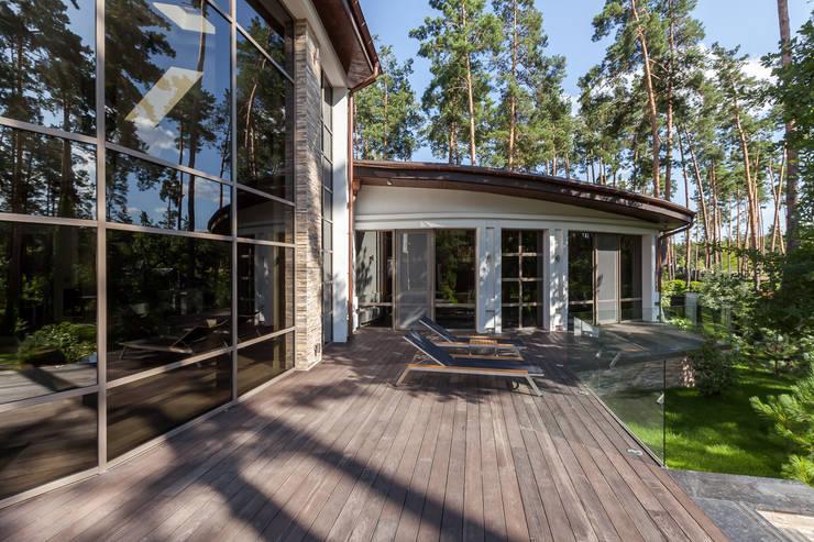 Дома в . Автор – U-Style design studio