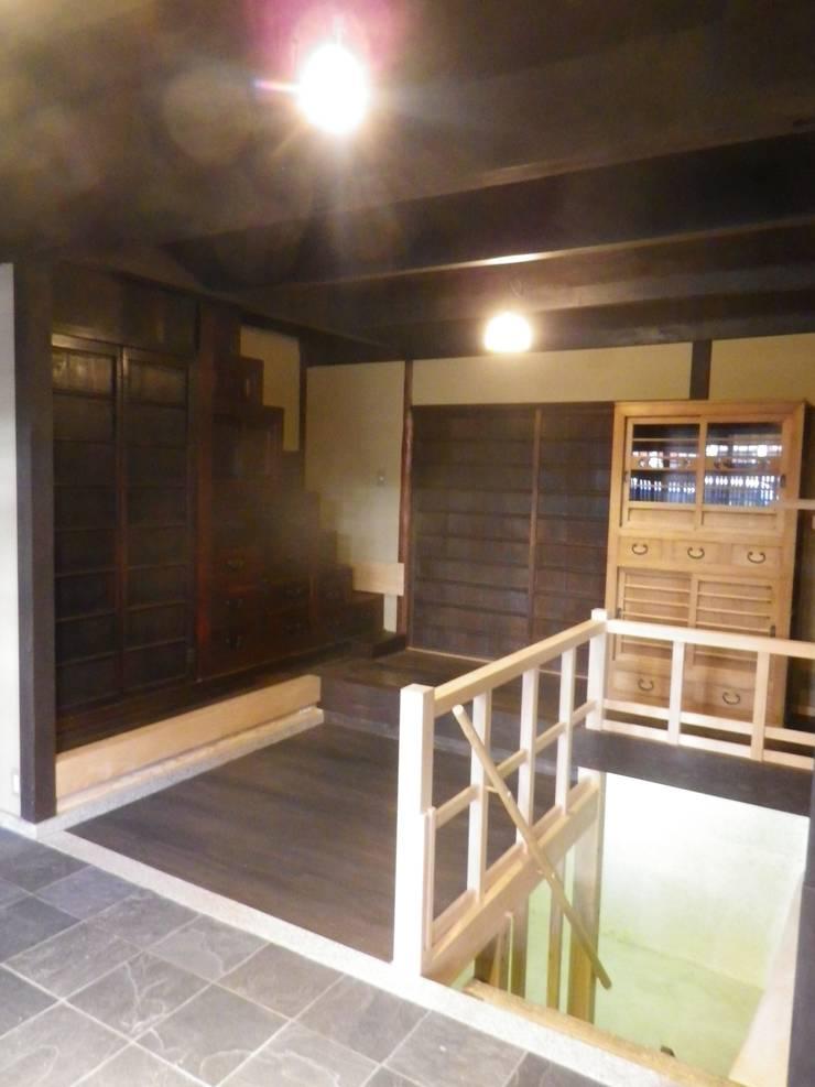 Koridor dan lorong oleh 末川協建築設計事務所, Asia