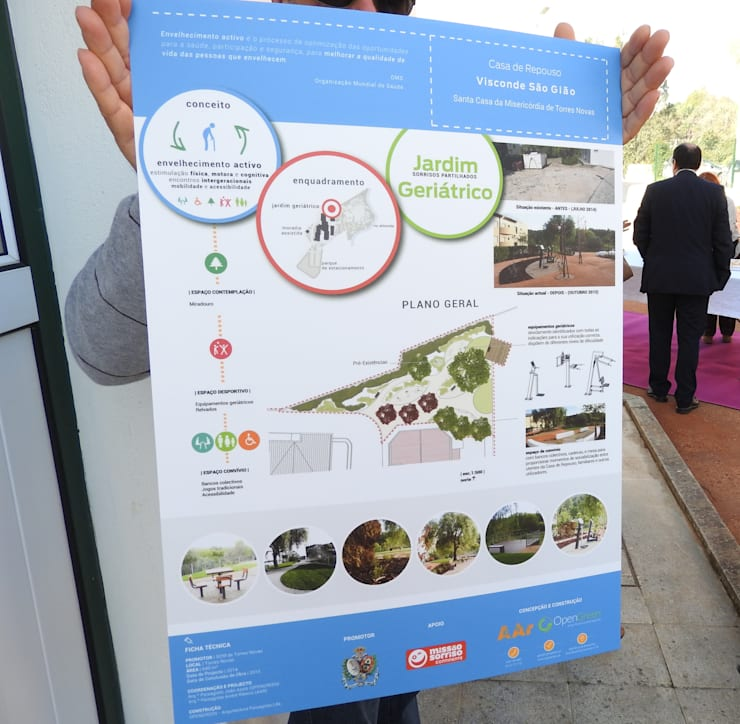 Poster : Jardins  por OpenGreen