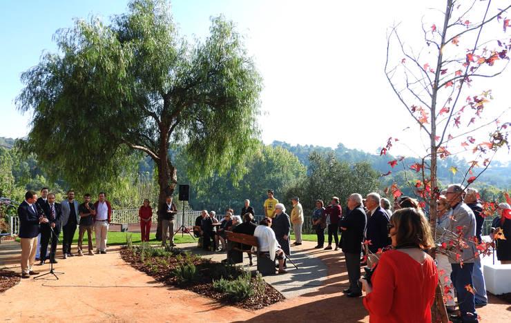 Inauguração: Jardins  por OpenGreen