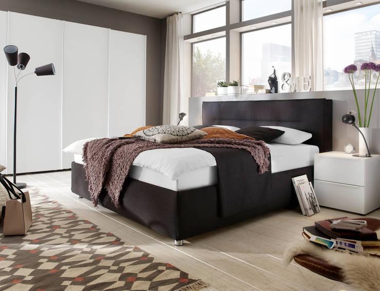 Schlafraummöbel:  Schlafzimmer von Möbel Röthing - ...wir machen Zuhause