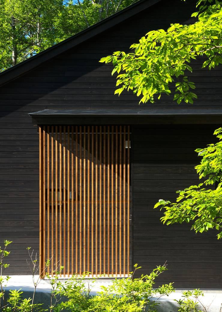 外観: Unico design一級建築士事務所が手掛けた家です。