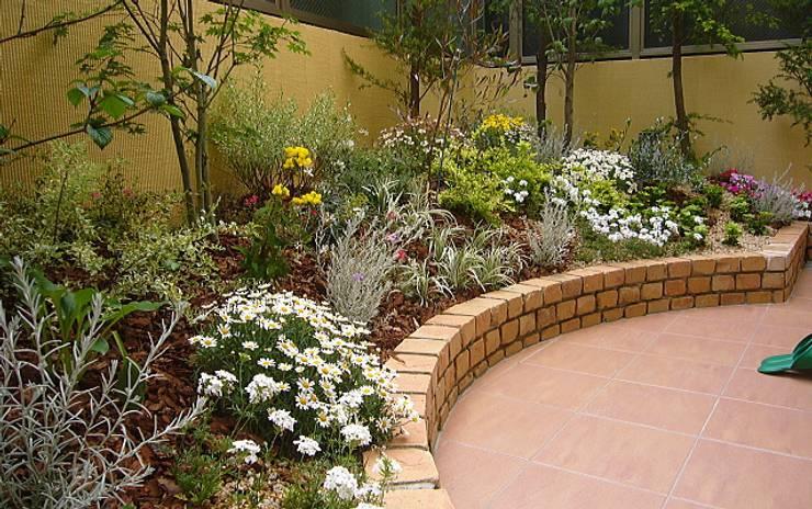 Projekty,  Ogród zaprojektowane przez GAZON~ガゾン~
