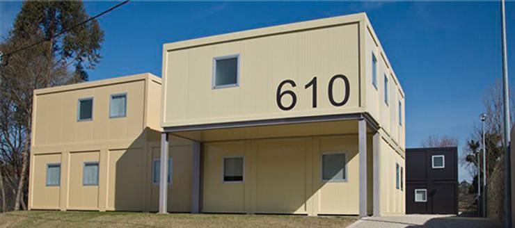 Apartamentos Modulares:   por CAPA, S.A.