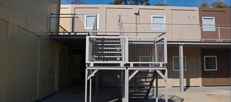 Casas Modulares:   por CAPA, S.A.