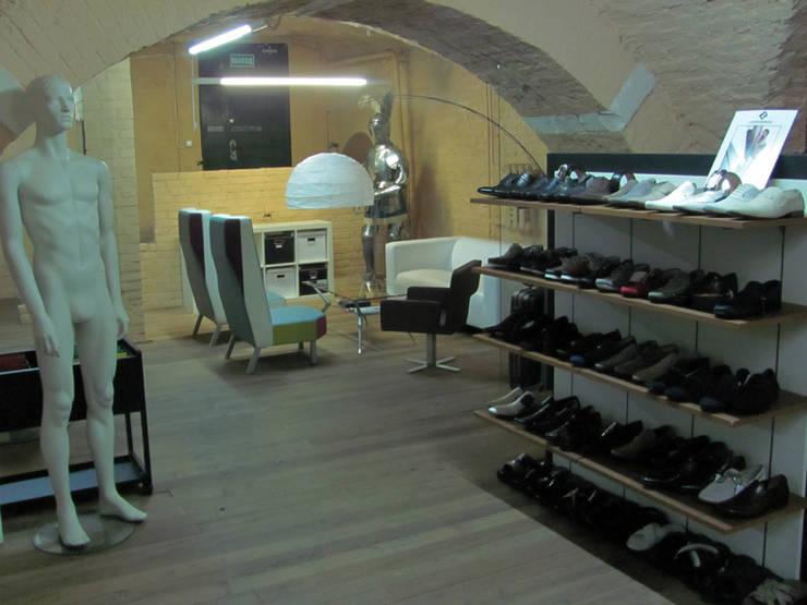 Офис, 2011-12 гг.: Офисы и магазины в . Автор – Бюро Акимова и Топорова,