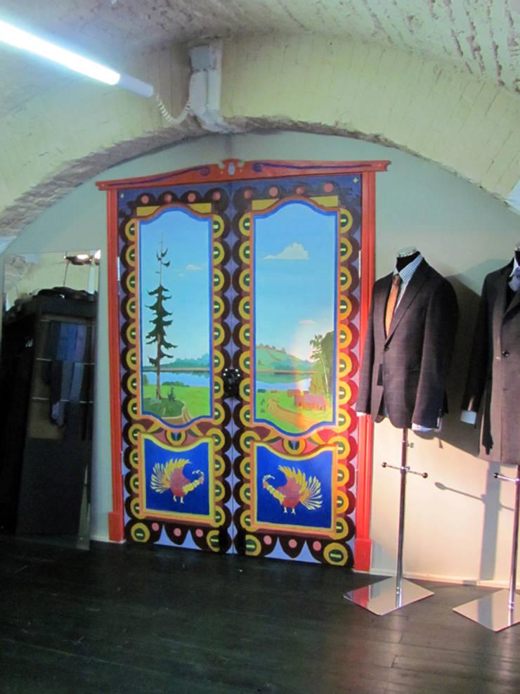Офис, 2011-12 гг.: Выставочные центры в . Автор – Бюро Акимова и Топорова,