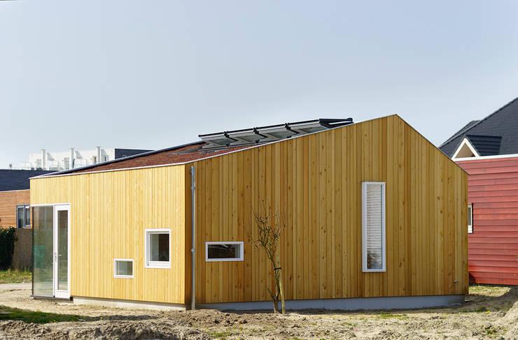 Ddacha: scandinavische Huizen door DDacha