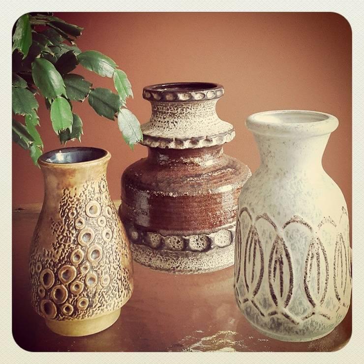 Vintage accessoires:  Woonkamer door Binnenpretje