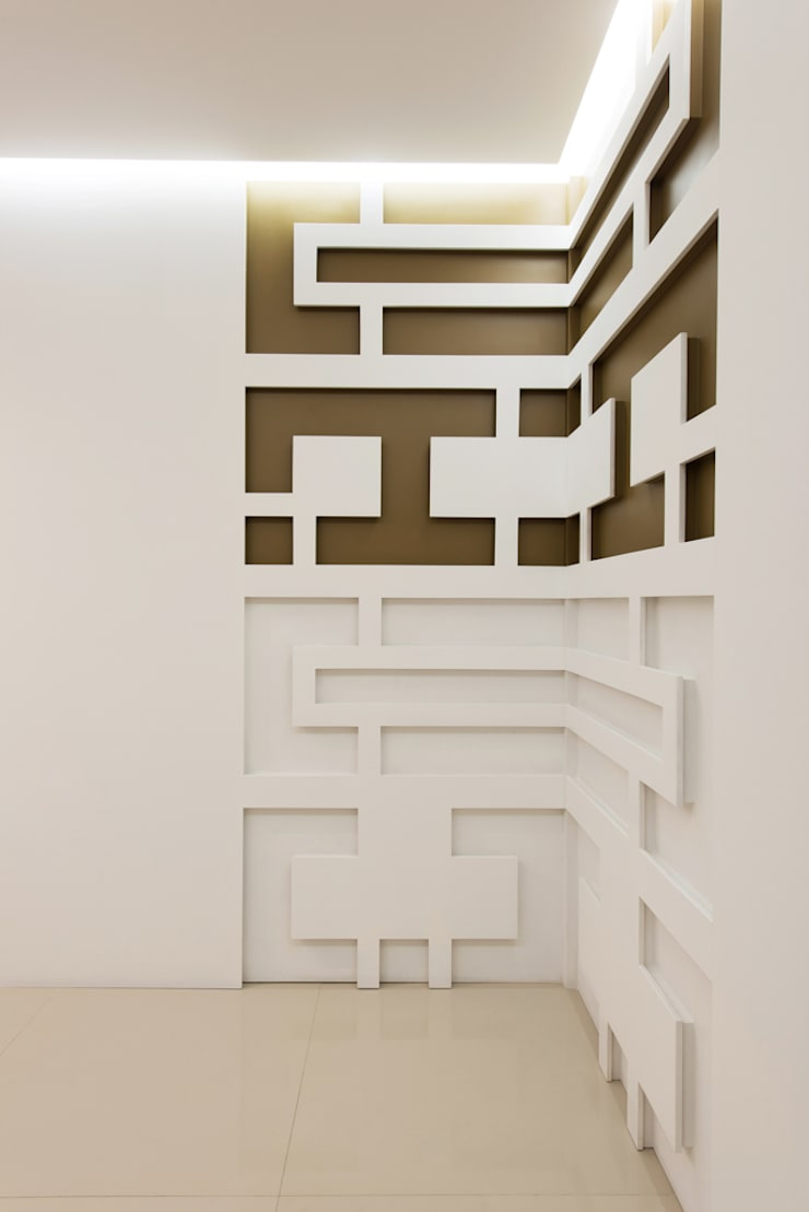 Clínica de Psicologia – Neo Super Quadra: Clínicas  por DOM Arquitetura e Interiores,Moderno