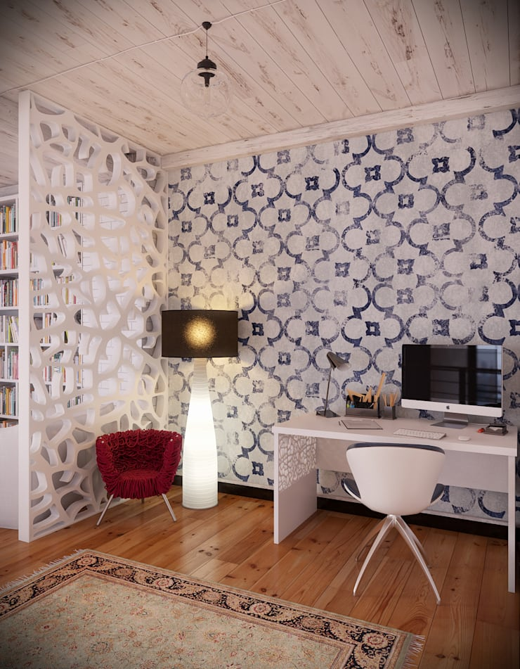 Studio 33: Escritórios e Espaços de trabalho  por RIP3D ARCHVIZ