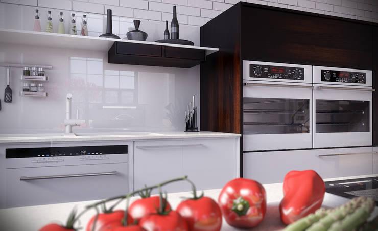 Studio 33: Cozinhas  por RIP3D ARCHVIZ