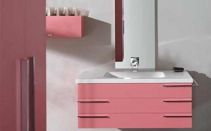 Mitale Decoración: Baños de estilo  de Mitale Decoración