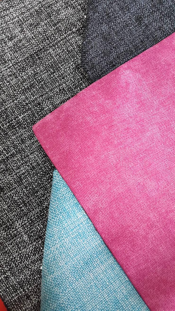 Contrastes: Hogar de estilo  por decoplas textil