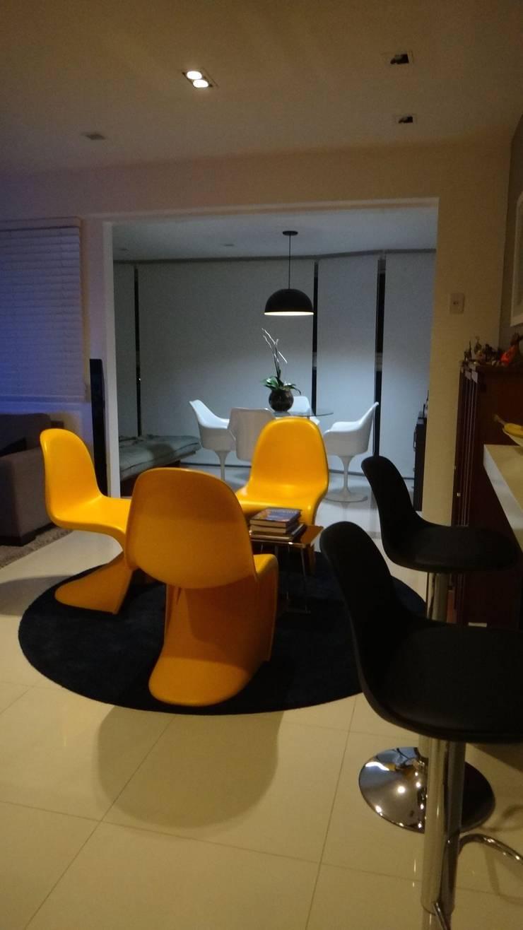 Modern living room by PdP Arquitetura Modern