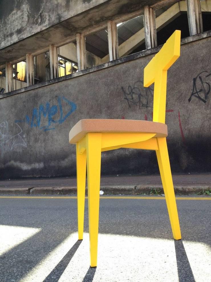 O catraio de rua: Sala de estar  por Catraia
