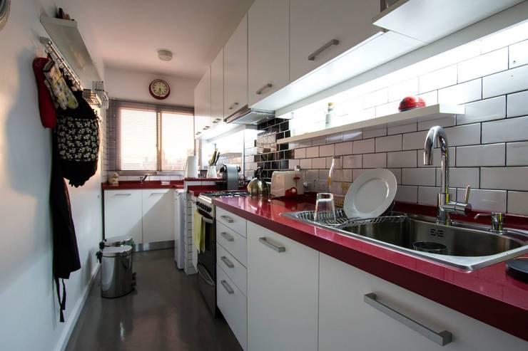 COCINA - SyP: Cocinas de estilo  por Vorm