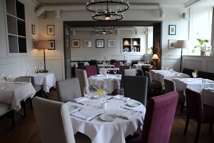 ресторан на крюковом канале: Ресторации в . Автор – Circus28_interior