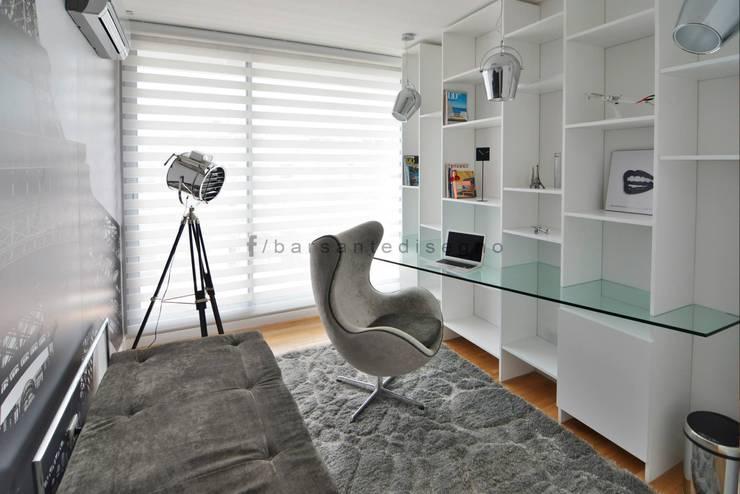 FORUM PUERTO NORTE : Estudios y oficinas de estilo  por Barsante Disegno