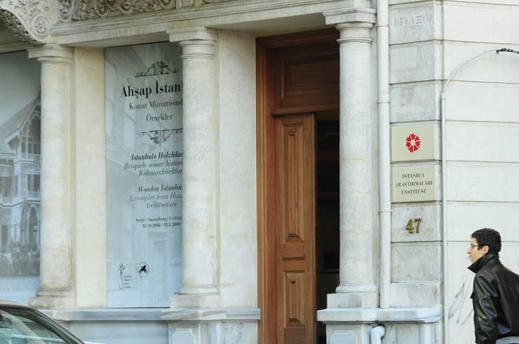 Yenilem Proje Danışmanlık T. A. Ş. – İstanbul Araştırmaları Enstitüsü Restorasyonu:  tarz