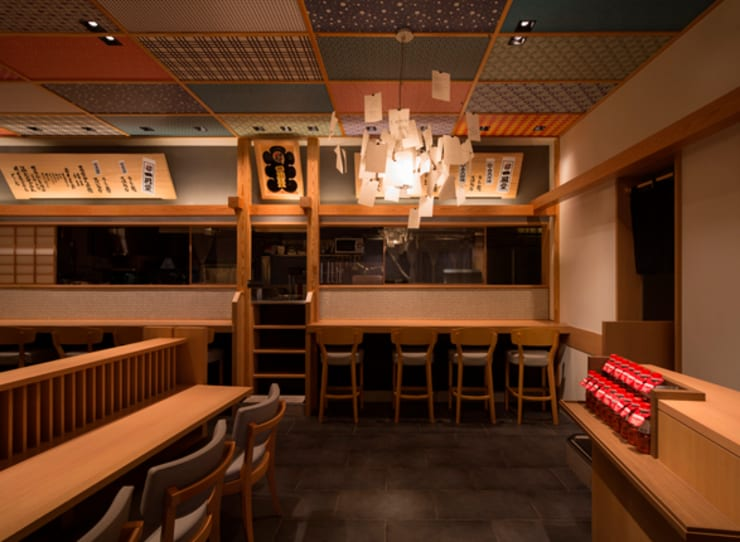 Asiatische Gastronomie von Pilot Planning Inc. Asiatisch