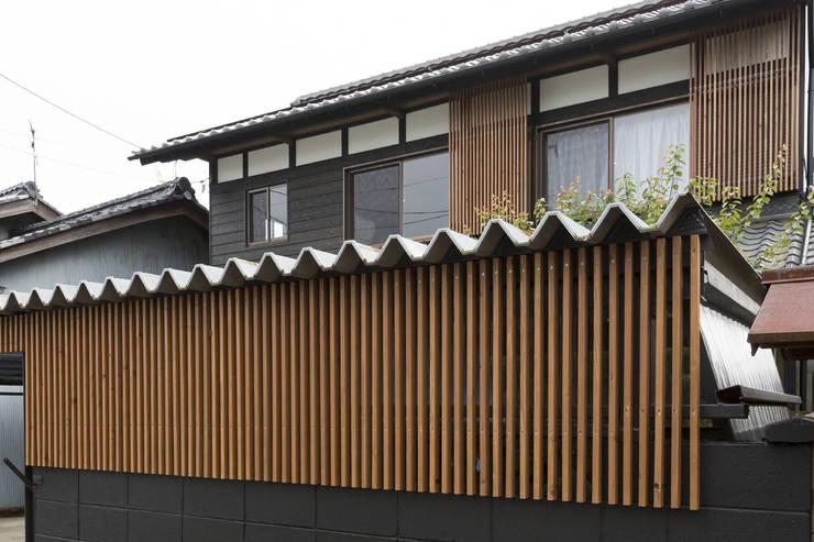 Häuser von 株式会社 鳴尾工務店, Asiatisch