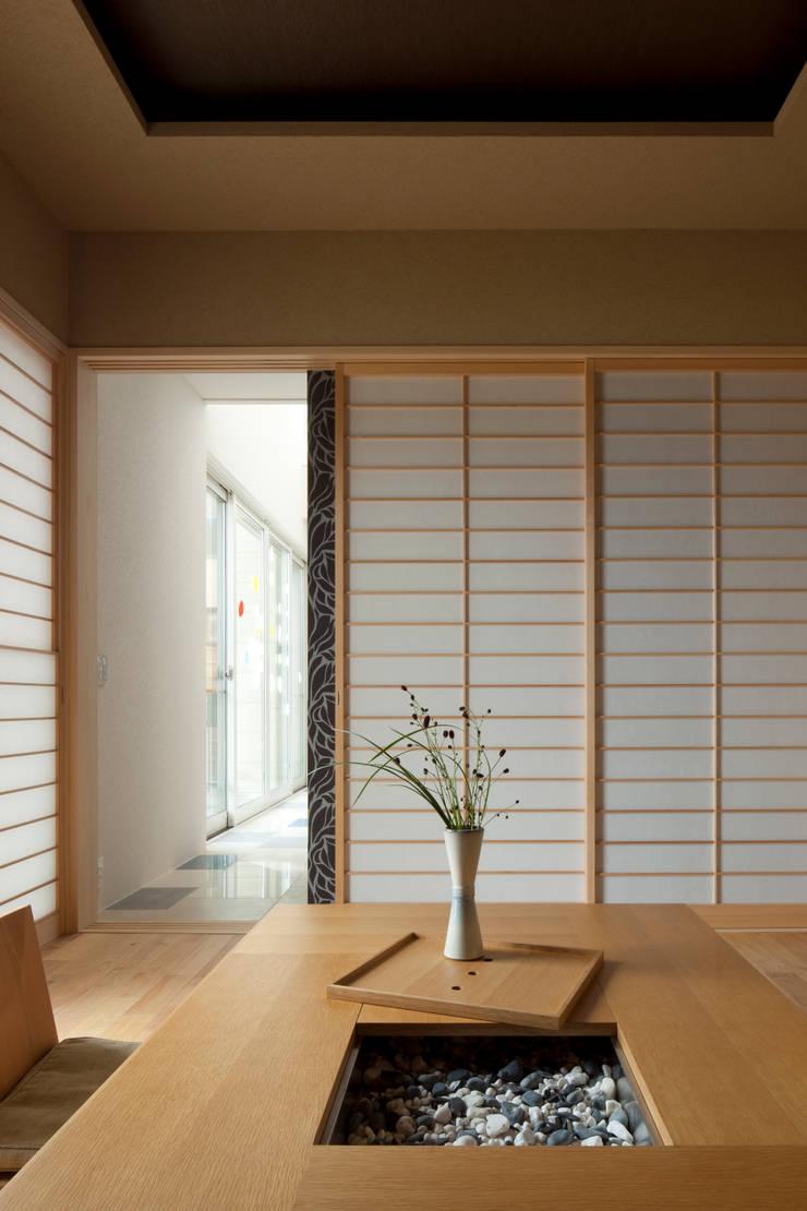 和室: SQOOL一級建築士事務所が手掛けた和室です。