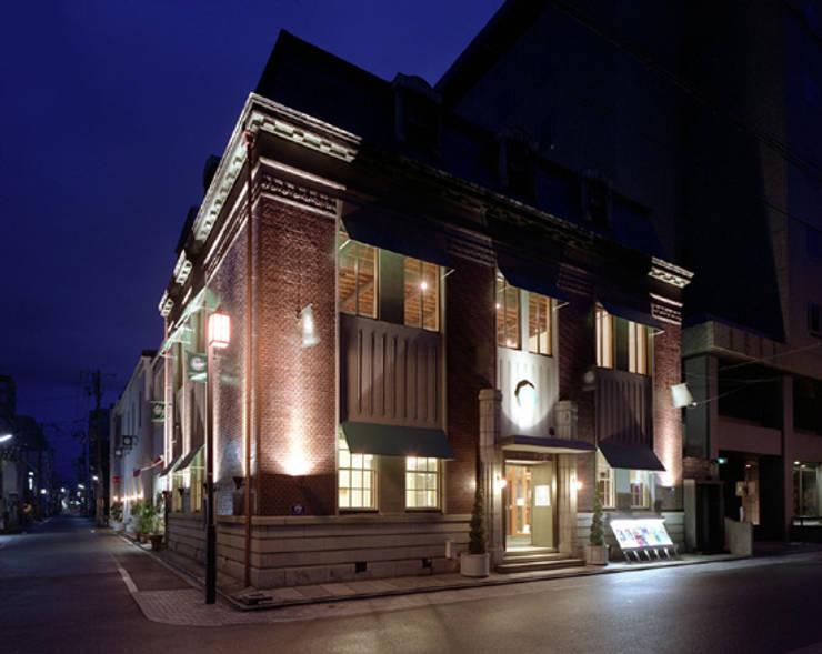 文椿ビルヂング(renovation): 株式会社アマゲロ / amgrrow Co., Ltd.が手掛けた商業空間です。