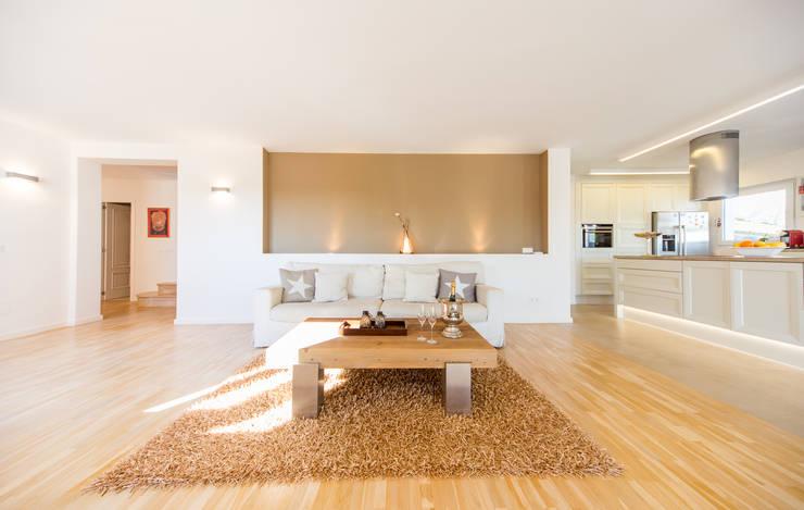 غرفة المعيشة تنفيذ Bibiana Lattuca