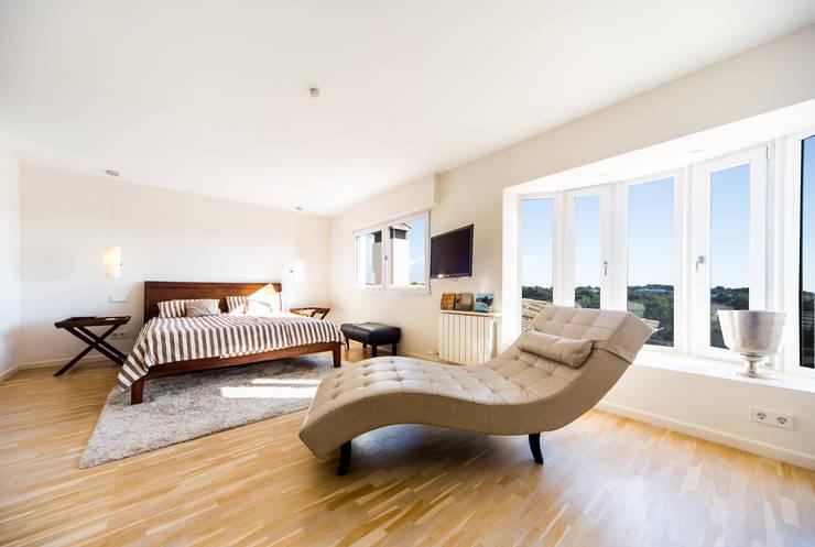 غرفة نوم تنفيذ Bibiana Lattuca