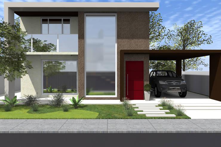 Projeto:   por Carolyne Ferreira Arquitetura + Design