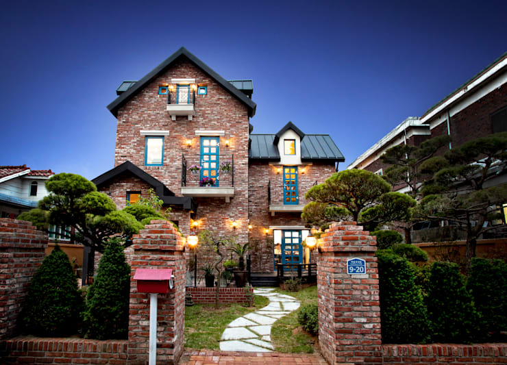 Case in stile In stile Country di 국민대학교