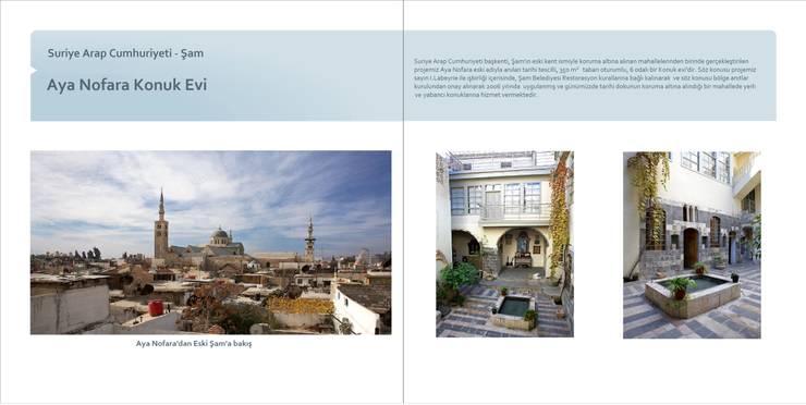 CD MİMARLIK&DANIŞMANLIK – Katalog 1:  tarz
