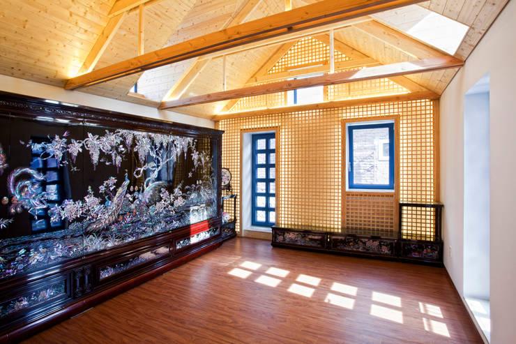 Projekty,  Salon zaprojektowane przez 국민대학교