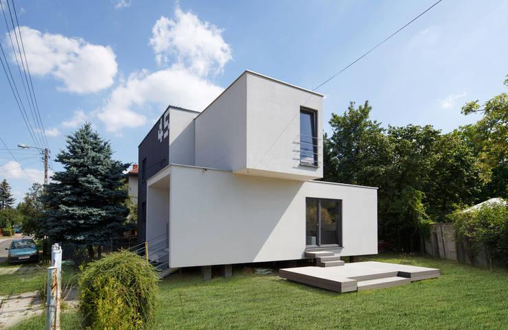 Casas de estilo  por Zalewski Architecture Group