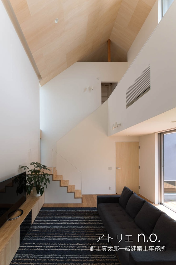 茅ヶ崎の家 : nogamiが手掛けた壁です。